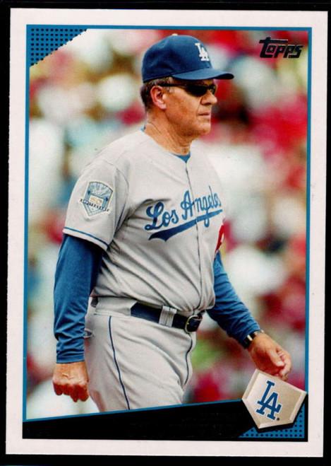 2009 Topps #131 Joe Torre MG NM-MT Los Angeles Dodgers