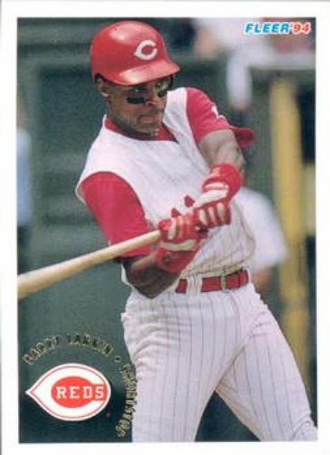 1994 Fleer #414 Barry Larkin VG Cincinnati Reds