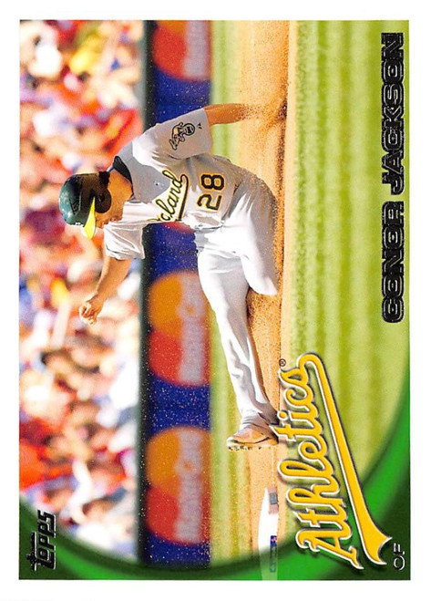 2010 Topps Update #US-42 Conor Jackson NM-MT Oakland Athletics