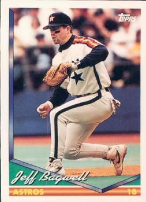 1994 Topps #40 Jeff Bagwell VG Houston Astros