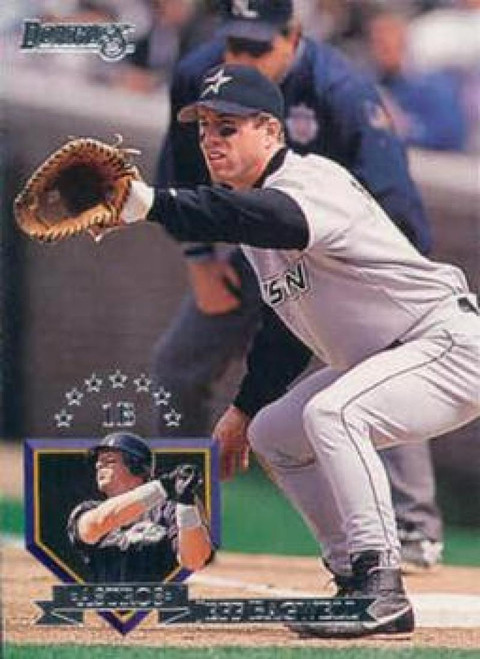 1995 Donruss #20 Jeff Bagwell VG Houston Astros