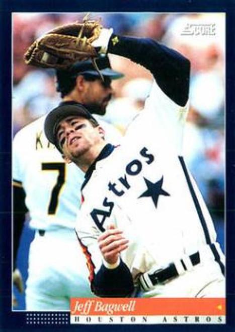 1994 Score #4 Jeff Bagwell VG Houston Astros