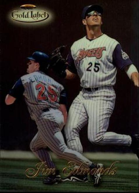 1998 Topps Gold Label Class 1 #47 Jim Edmonds NM-MT Anaheim Angels