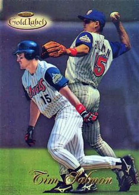 1998 Topps Gold Label Class 1 #71 Tim Salmon NM-MT Anaheim Angels