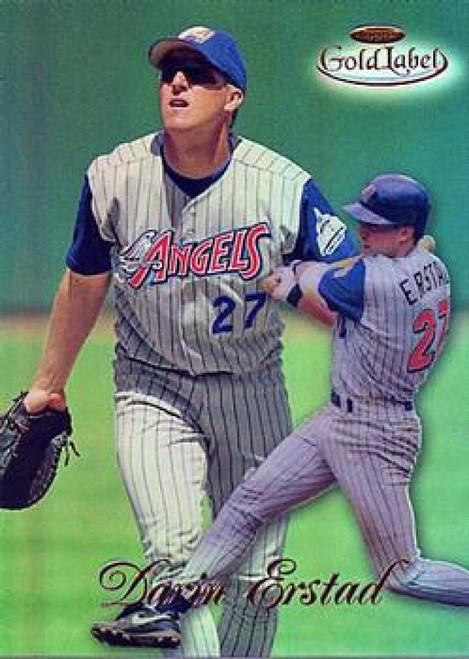 1998 Topps Gold Label Class 1 #61 Darin Erstad NM-MT Anaheim Angels