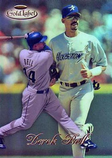 1998 Topps Gold Label Class 1 #31 Derek Bell NM-MT Houston Astros