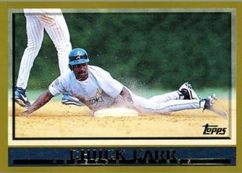 1998 Topps #350 Chuck Carr VG Houston Astros