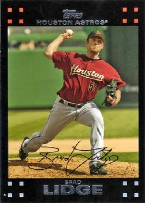 2007 Topps #3 Brad Lidge NM-MT Houston Astros