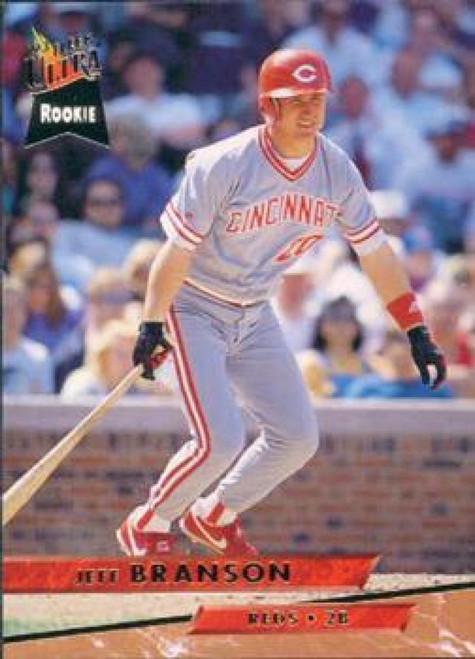 1993 Ultra #27 Jeff Branson VG Cincinnati Reds