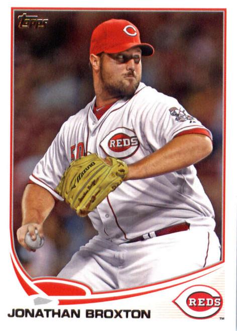 2013 Topps #51 Jonathan Broxton NM-MT  Cincinnati Reds