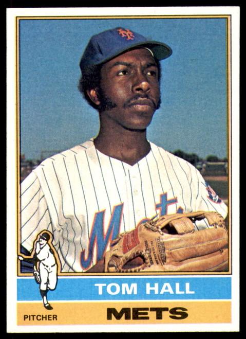 1976 Topps #621 Tom Hall VG New York Mets