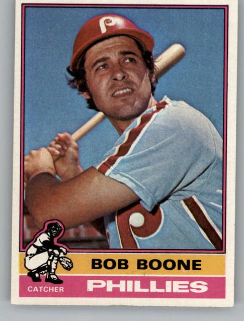 1976 Topps #318 Bob Boone VG Philadelphia Phillies