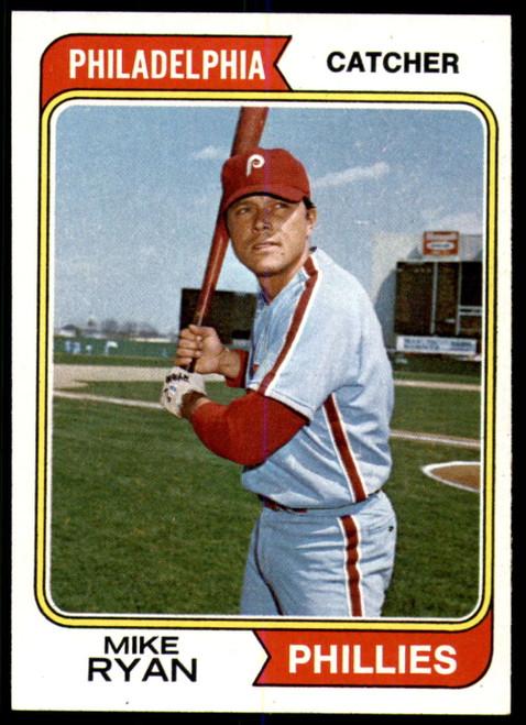1974 Topps #564 Mike Ryan VG Philadelphia Phillies