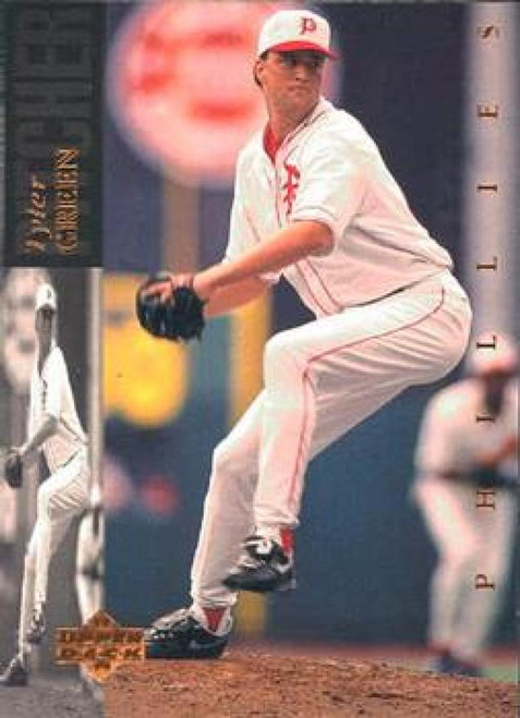 1994 Upper Deck #72 Tyler Green VG Philadelphia Phillies
