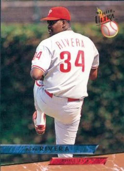 1993 Ultra #93 Ben Rivera VG Philadelphia Phillies