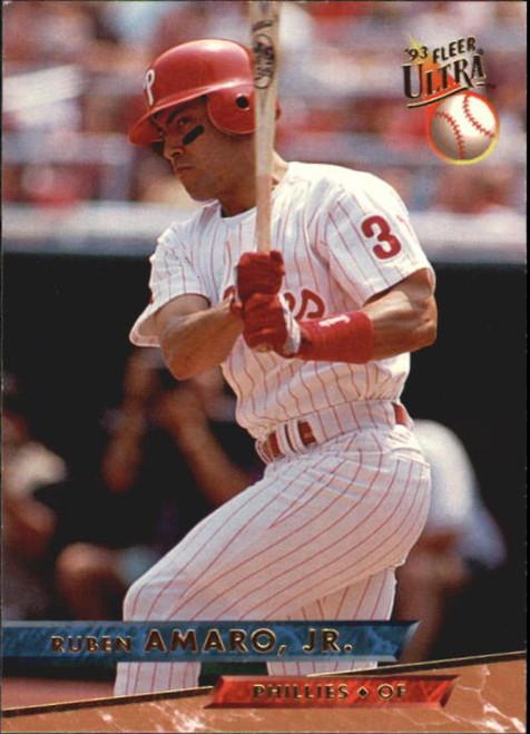 1993 Ultra #83 Ruben Amaro Jr. VG Philadelphia Phillies