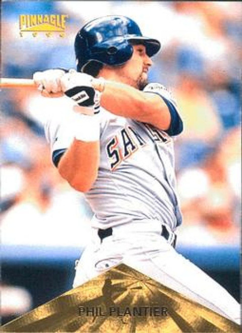 1996 Pinnacle #29 Phil Plantier VG San Diego Padres