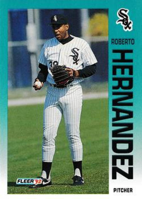 1992 Fleer Update #13 Roberto Hernandez NM-MT  Chicago White Sox