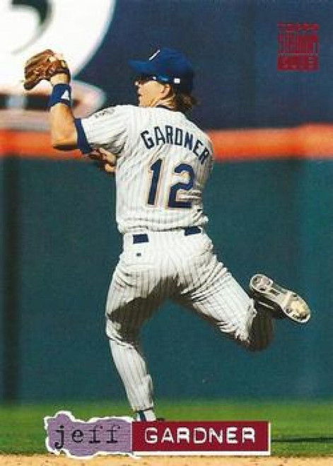 1994 Stadium Club #58 Jeff Gardner VG San Diego Padres