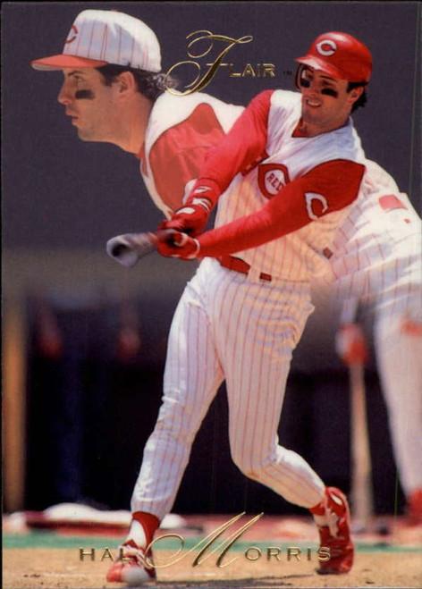 1993 Flair #29 Hal Morris NM-MT Cincinnati Reds