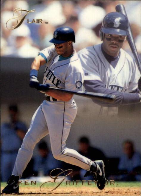 1993 Flair #270 Ken Griffey Jr. NM-MT Seattle Mariners