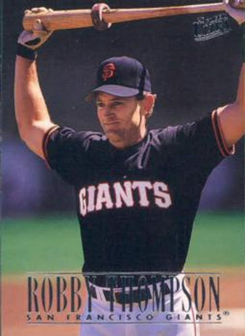 1996 Ultra #571 Robby Thompson VG San Francisco Giants