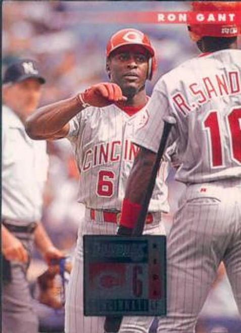 1996 Donruss #415 Ron Gant NM Cincinnati Reds