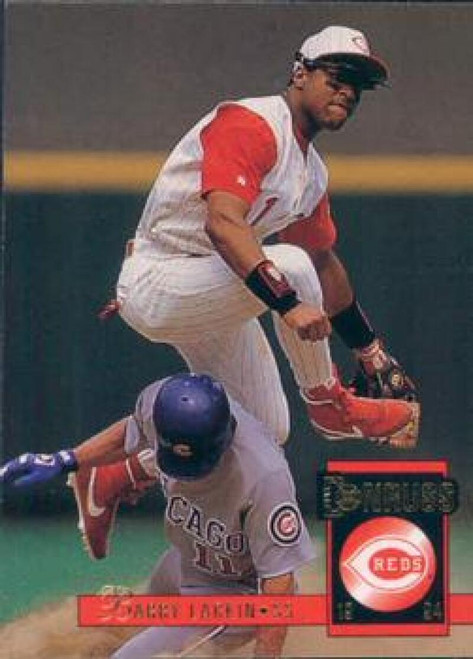 1994 Donruss #45 Barry Larkin VG Cincinnati Reds