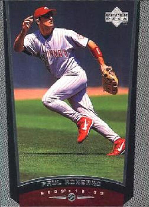 1999 Upper Deck #73 Paul Konerko VG Cincinnati Reds
