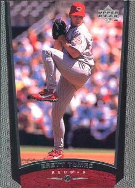 1999 Upper Deck #75 Brett Tomko VG Cincinnati Reds