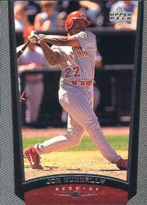 1999 Upper Deck #72 Jon Nunnally VG Cincinnati Reds