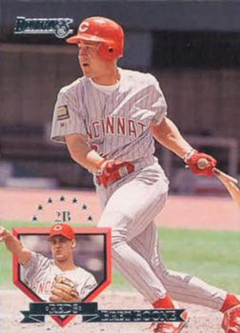 1995 Donruss #26 Bret Boone VG Cincinnati Reds
