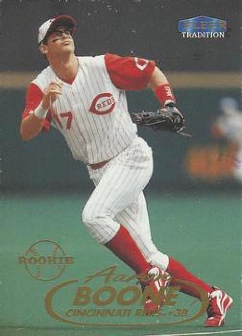 1998 Fleer Update #U16 Aaron Boone NM-MT  Cincinnati Reds
