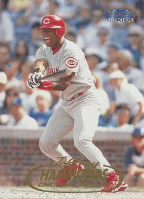 1998 Fleer Update #U69 Jeffrey Hammonds NM-MT  Cincinnati Reds