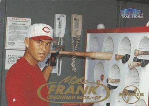 1998 Fleer Update #U90 Mike Frank NM-MT  RC Rookie Cincinnati Reds