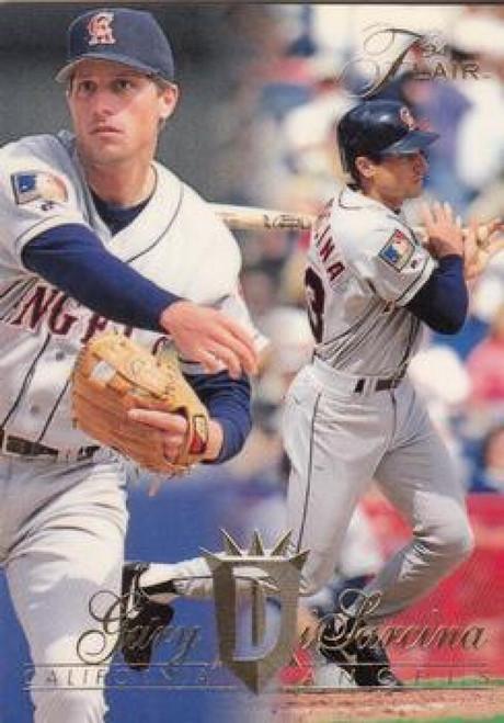 1994 Flair #20 Gary DiSarcina NM-MT California Angels