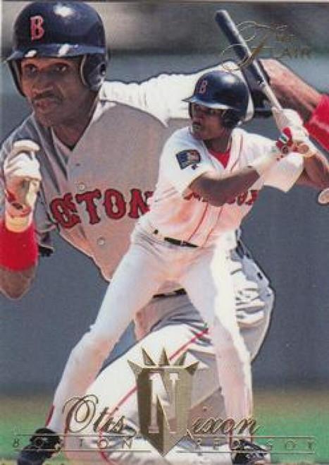 1994 Flair #265 Otis Nixon NM-MT Boston Red Sox