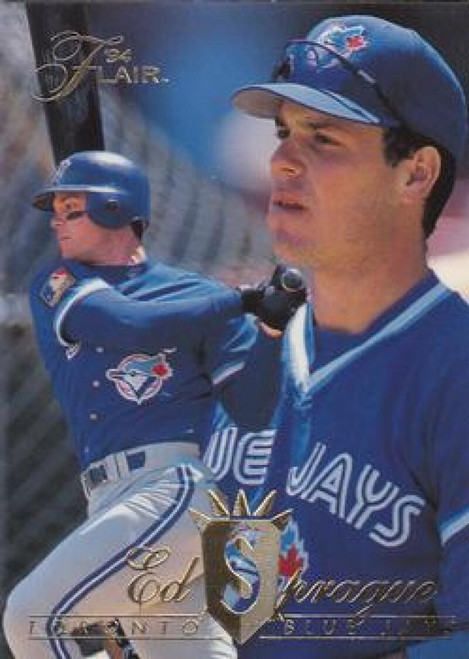 1994 Flair #350 Ed Sprague NM-MT Toronto Blue Jays