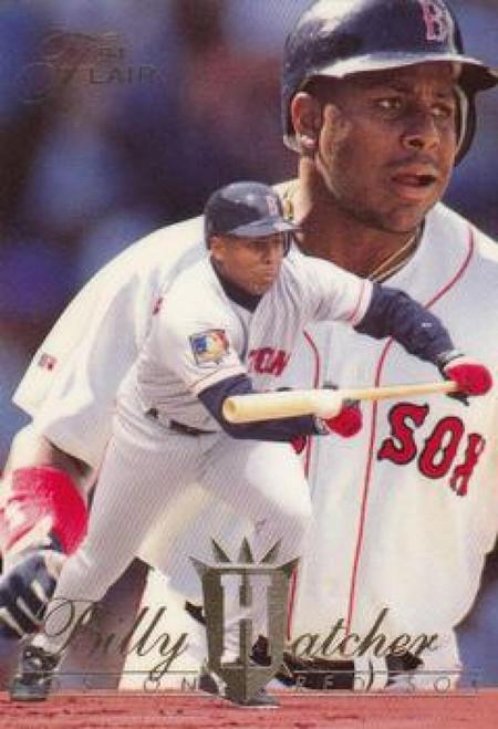 1994 Flair #14 Billy Hatcher NM-MT Boston Red Sox