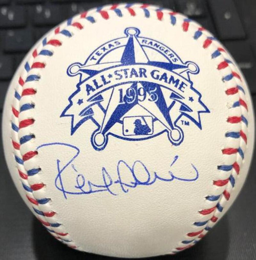 Raul Mondesi Autographed 1995 All-Star Game Baseball VERY TOUGH