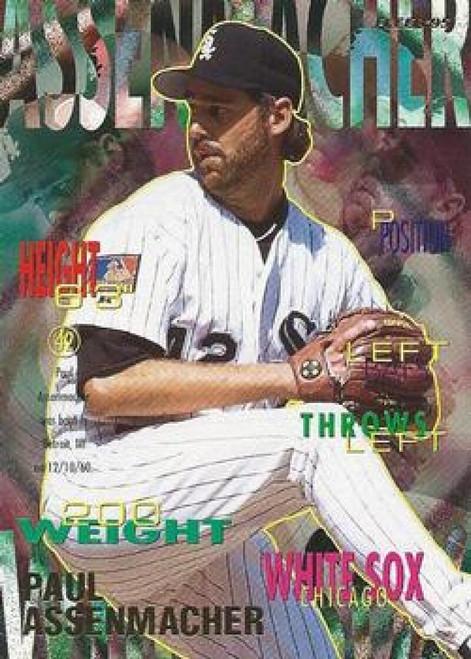 1995 Fleer #110 Paul Assenmacher VG Chicago White Sox
