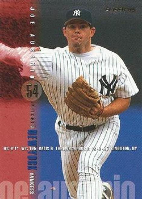 1995 Fleer #66 Joe Ausanio VG New York Yankees