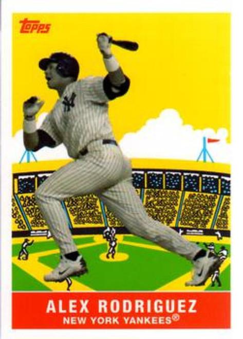 2007 Topps Flashback Fridays #FF10 Alex Rodriguez NM-MT New York Yankees
