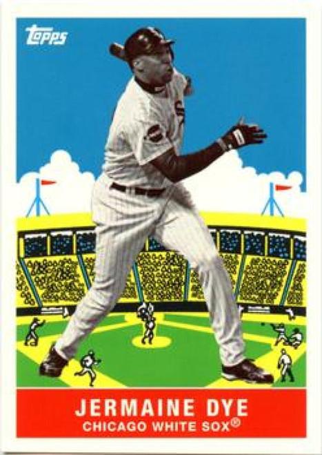 2007 Topps Flashback Fridays #FF11 Jermaine Dye NM-MT Chicago White Sox