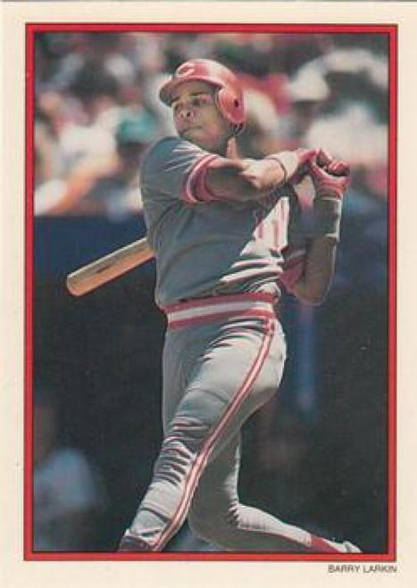 1990 Topps Glossy Send-Ins #5 Barry Larkin NM-MT Cincinnati Reds