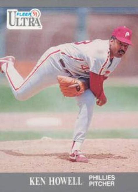 1991 Ultra #265 Ken Howell VG Philadelphia Phillies