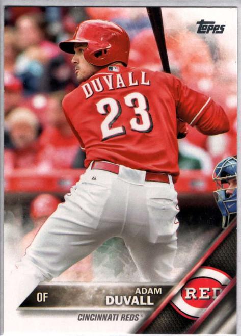 2016 Topps #584 Adam Duvall NM-MT Cincinnati Reds