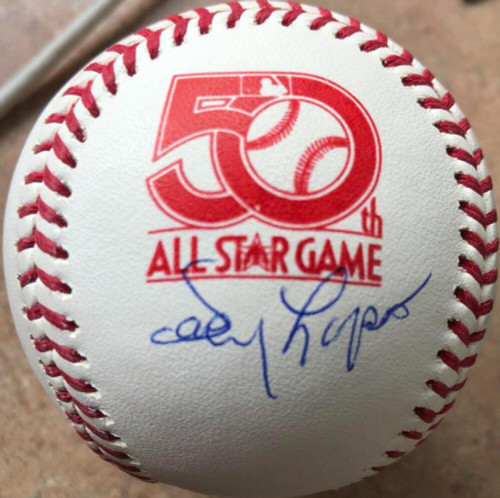 Davey Lopes Autographed 1979 All-Star Game Baseball