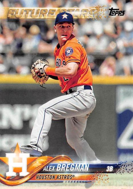 2018 Topps #182 Alex Bregman NM-MT Houston Astros