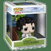 POP! Movies Deluxe ~ Edward Scissorhands ~ Edward with Dinosaur Shrub #985